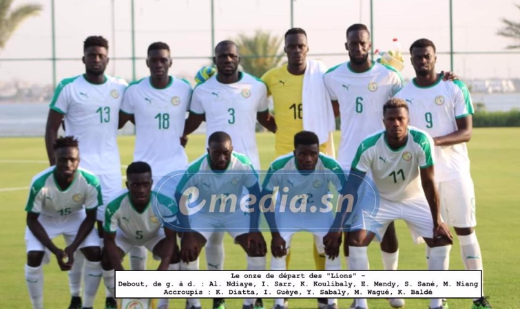 LE MATCH SÉNÉGAL - NIGERIA EN IMAGES !